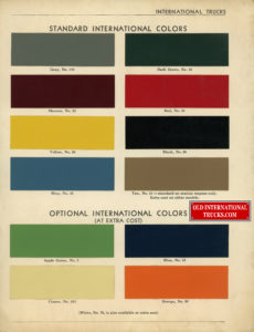 "1937 to 1940 D line paint color chart <div class=""download-image""><a href=""https://oldinternationaltrucks.com/wp-content/uploads/2018/06/img382-1.jpg"" download><i class=""fa fa-download""></i> <span class=""full-size""></span></a></div>"