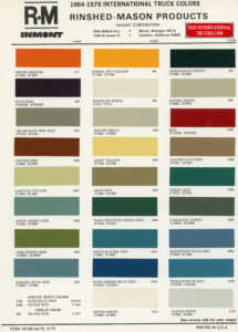 "R-M INMONT 1964-1970 color chart <div class=""download-image""><a href=""https://oldinternationaltrucks.com/wp-content/uploads/2018/07/1964-1970-color-chart.jpg"" download><i class=""fa fa-download""></i> <span class=""full-size""></span></a></div>"