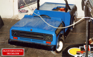 "1980 Scout gas powered go kart only 126 made. <div class=""download-image""><a href=""https://oldinternationaltrucks.com/wp-content/uploads/2018/10/img016.jpg"" download><i class=""fa fa-download""></i> <span class=""full-size""></span></a></div>"