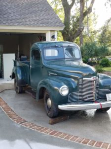 "Steve Storey 1949 KB-2, Was His Grandfathers truck.  Less than 16000 Miles on it.  <div class=""download-image""><a href=""https://oldinternationaltrucks.com/wp-content/uploads/2020/05/20191017_165443-scaled.jpg"" download><i class=""fa fa-download""></i> <span class=""full-size""></span></a></div>"